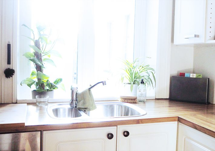 How to create a minimalist kitchen   Simplisticly So